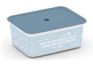 קופסת שיק 5.5 ליטר - M וויטי