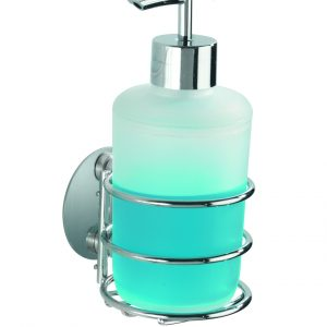 דיספנסר לסבון נוזלי בהדבקה מיוחדת