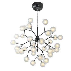 גוף תאורה וינטג' מולקולה תליה LED 36*2W