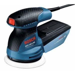 מלטשת Bosch GEX1251-AE בוש