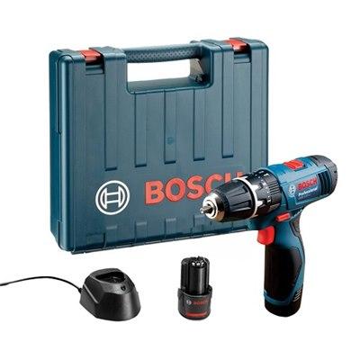 מברגה Bosch GSB 120-LI 19F3.006 בוש 2X2AH