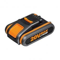 סוללה 20V 2A כתום WA3551.1