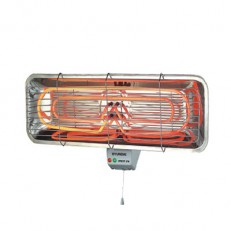 תנור קיר לאמבט 2 דרגות חום 2200W HAHZ-2200