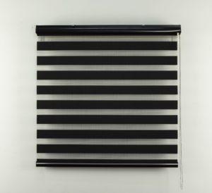 וילון סטרייפ 160/160 במגוון צבעים - שחור