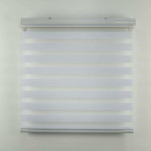 וילון סטרייפ 80/160 במגוון צבעים - לבן