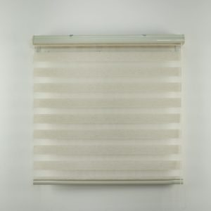 וילון סטרייפ 160/160 במגוון צבעים - שמנת