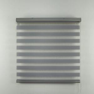 וילון סטרייפ 160/160 במגוון צבעים - אפור