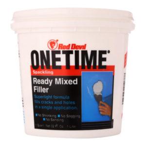 שפכטל מוכן- חומר מילוי מוכן לשימוש - 1 ליטר