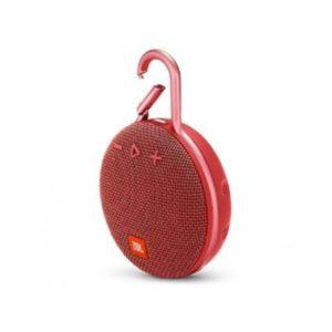 רמקול נייד JBL Clip 3 אדום