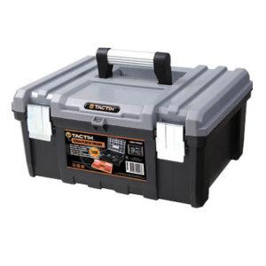 """ארגז כלים 42 ס""""מ לכלים חשמליים Tactix 320332"""