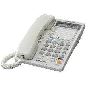 טלפון שולחני דו קווי Panasonic T2378 פנסוניק
