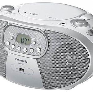 מערכת שמע ניידת Panasonic RXDU10 פנסוניק