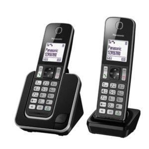 טלפון אלחוטי Panasonic KXTGD312 פנסוניק