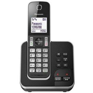 טלפון אלחוטי+משיבון Panasonic KX-TGD320MBB פנסוניק ייבואן רשמי !!!