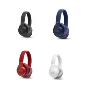 אוזניות אלחוטיות JBL LIVE 500BT - במגוון צבעים