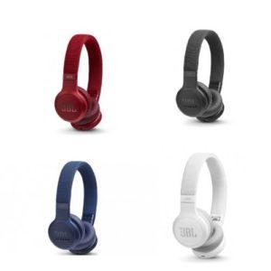 אוזניות אלחוטיות JBL LIVE 400BT - במגוון צבעים
