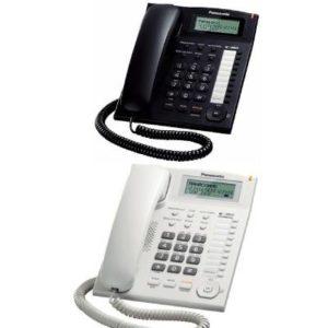 טלפון חוטי Panasonic KXTS880 פנסוניק