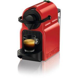 מכונת אספרסו Inissia C40 ללא מקציף Nespresso נספרסו אדום