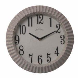 שעון קיר סגנון אבן