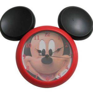 שעון קיר אוזני מיקי מאוס