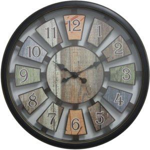 שעון קיר פלחים גדול