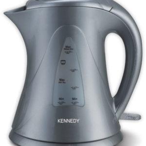הקומקום הבריאותי של קנדי Kennedy KN925 1.7 ליטר כסוף