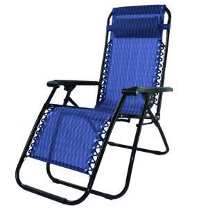 כסא 5 מצבים בצבע נייבי