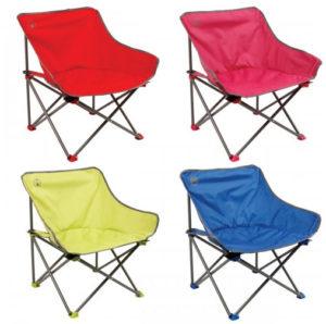 כסא קמפינג קיקבק במגוון צבעים