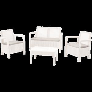 מערכת ישיבה לגן טריפה - כתר - לבן