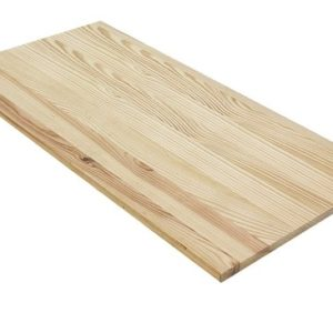 """מדף מעץ אורן 60X200  ס""""מ"""