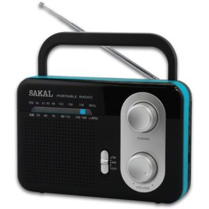 מערכת שמע ניידת Sakal SKL-411