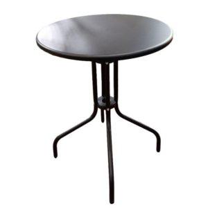 """שולחן בליני 60 ס""""מ שחור"""