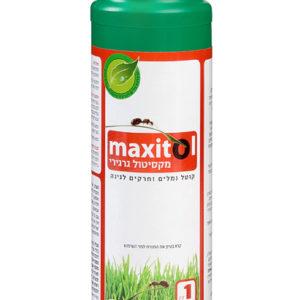 מקסיטול גרגרי 1 ק`ג - קוטל חרקים