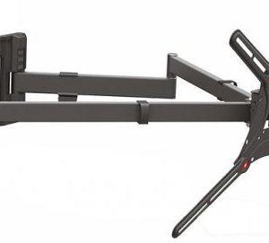 דגם BM464XL - זרוע ברקן כפולה 4 תנועות ארוכה במיוחד - 1 מ' - למסכי 13-80 אינץ