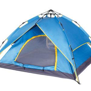 אוהל וצילייה פתיחה מהירה 4 אנשים