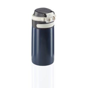 כוס תרמית בידוד דו שכבתי כחול כהה