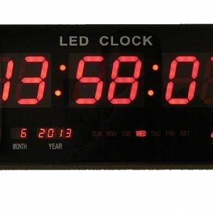 שעון קיר דיגטלי SKL4800 גדול 104145