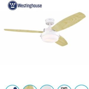 ‏מאוורר תקרה Westinghouse Alloy 52''