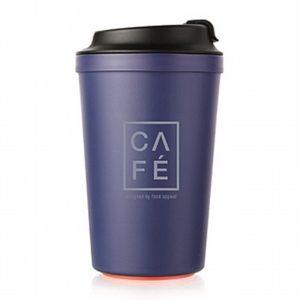כוס קפה עם תחתית ואקום למניעת נפילות 340