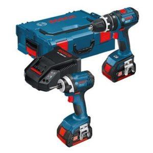 סט כלים Bosch GDR 18V-LI 15990.G2K בוש