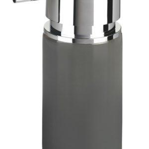 דיספנסר איכותי ומעוצב לסבון כלים אפור