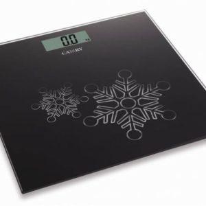 משקל אדם דיגיטלי EB370 בצבע שחור