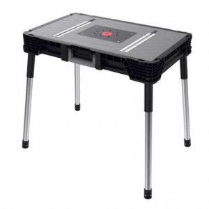 שולחן עבודה ג`וב נייד שחור 245272