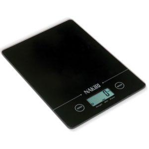 משקל מטבח נקירי שחור NKS510
