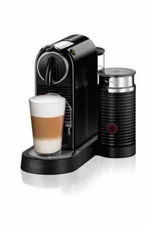 מכונת אספרסו Nespresso Citiz&Milk C123 נספרסו שחור