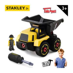 משאית עם ארגז מתרומם לילדים