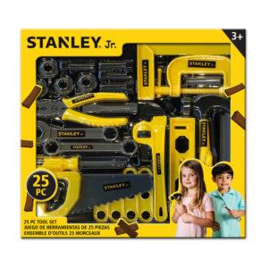 סט כלי עבודה 25 חלקים לילדים RP013 סטנלי
