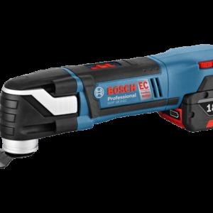 מלטשת Bosch GOP 18V-28 בוש+2 סוללות