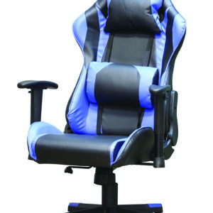 כיסא גיימינג VAMPIRE שחור/כחול
