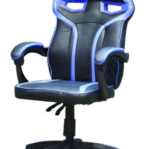 כיסא גיימינג BAT שחור/כחול